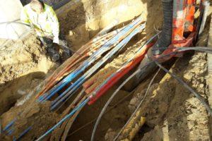 Zuigtechniek Kabels En Leidingen