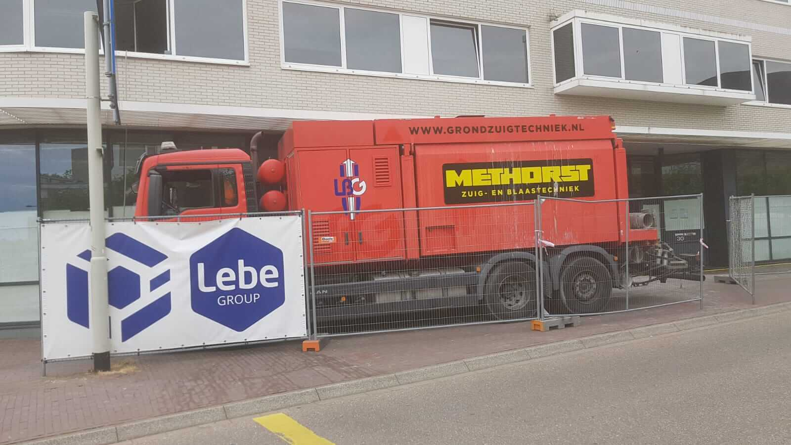 Lebe Group En Grondzuigtechniek In Venlo