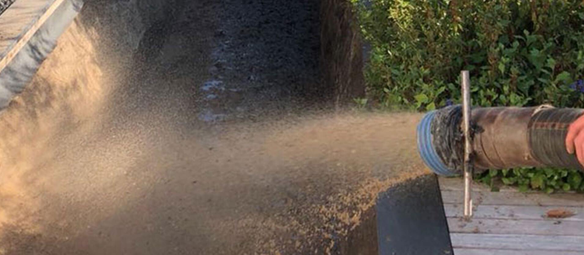 Tuin ophogen tuinophoging